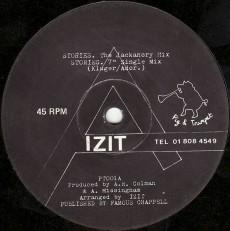 IZIT Album Catherine Shrubshall Saxophone