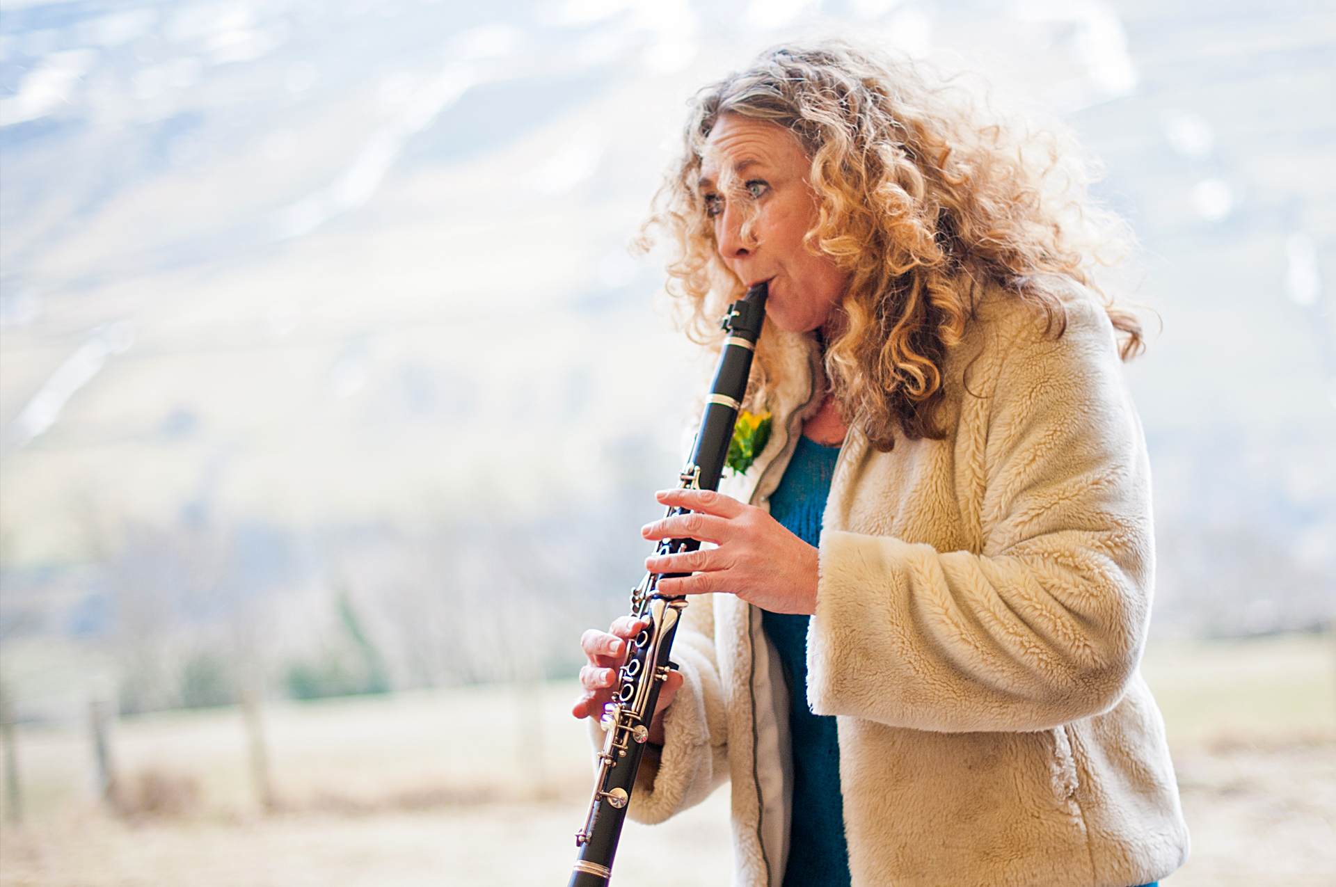 Catherine Shrubshall Musician and Educationalist Clarinet and Saxophone