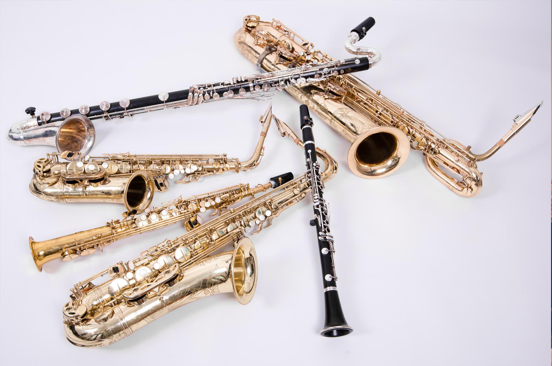 Catherine Shrubshall Musician Clarinet and Saxophone Freelance London