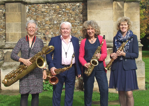 Saxology Quartet